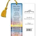 Premium Quality Believe Bookmark