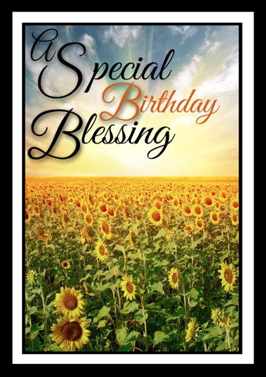 Specialty Greeting Card
